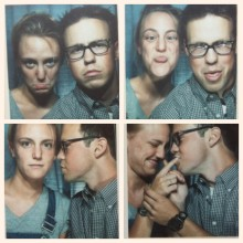 photo booth love